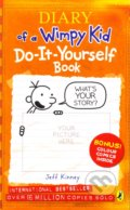 Diary of a Wimpy Kid: Do-It-Yourself Book - Jeff Kinney