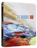 Le Mans ´66 Steelbook - James Mangold