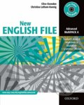 New English File - Advanced - Multipack A - Christina Latham-Koenig, Clive Oxenden