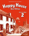 Happy House 2: Activity Book (New Edition) - Stella Maidment, Lorena Roberts