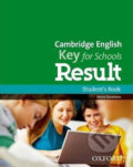 Cambridge English Key for Schools Result - Student's Book - Jenny Quintana