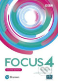 Focus 4 Workbook (2nd) - Daniel Brayshaw