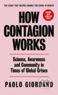 Image for How Contagion Works - Paolo Giordano