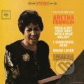 Aretha Franklin: Electrifying Aretha / A Bit Of Soul LP - Aretha Franklin