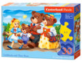 Goldilocks and Tree Bears -