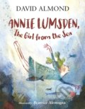 Annie Lumsden, the Girl from the Sea - David Almond, Beatrice Alemagna (ilustrácie)