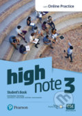 High Note 3: Student´s Book with Pearson Practice English App - Daniel Brayshaw