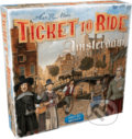 Ticket To Ride: Amsterdam - Alan R. Moon
