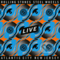 Rolling Stones: Steel Wheels Live (Live From Atlantic City, NJ, 1989) LP - Rolling Stones