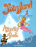 Fairyland 1 - activity book + interactive eBook - Jenny Dooley, Virginia Evans