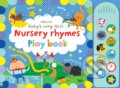 Baby's Very First Nursery Rhymes Playbook - Fiona Watt, Stella Baggott (ilustrácie)