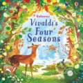 The Four Seasons - Fiona Watt, Juliette Oberndorfer (ilustrácie)
