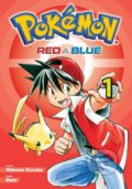 Pokémon - Red a blue 1 - Hidenori Kusaka