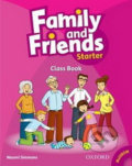 Family and Friends - Starter / Class Book - Naomi Simmons