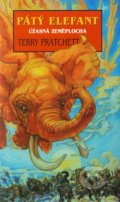 Pátý elefant - Terry Pratchett