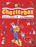 Chatterbox 3 - Pupil's Book - Jackie Holderness