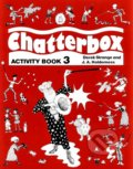Chatterbox 3 - Activity Book - Jackie Holderness