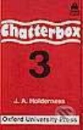 Chatterbox 3 - Cassette - Jackie Holderness