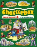 Chatterbox 4 - Pupil's Book - Jackie Holderness