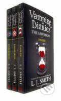 The Vampire Diaries: The Salvation Collection - L.J. Smith