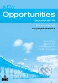 New Opportunities Pre-Intermediate Language Powerbook - Patricia Reilly
