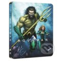 Aquaman Steelbook - James Wan