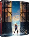 Captain Marvel steelbook - Anna Boden, Ryan Fleck