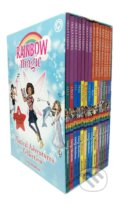 Rainbow Magic Magical Adventures 14 Book Collection - Daisy Meadows