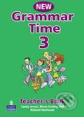 Grammar Time 3 - Sandy Jervis, Maria Carling
