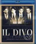 An Evening With Il Divo - Live in Barcelona -