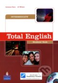 Total English - Intermediate - Antonie Clare, J.J. Wilson