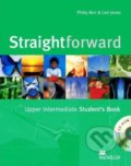 Straightforward - Upper Intermediate - Student's Book + CD-ROM - Philip Kerr, Ceri Jones