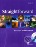 Straightforward - Advanced - Student's Book + CD-ROM - Roy Norris