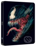 Venom Ultra HD Blu-ray (BLACK & BLUE POP ART Steelbook) - Ruben Fleischer