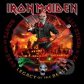 Iron Maiden: Nights Of The Dead (Live In Mexico City) LP - Iron Maiden