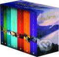 Harry Potter (BOX 1 - 7) - J.K. Rowling, Jonny Duddle (ilustrátor)