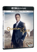 Quantum of Solace Ultra HD Blu-ray - Marc Forster