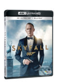 Skyfall Ultra HD Blu-ray - Sam Mendes