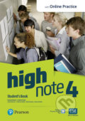 High Note 4 Student´s Book with Pearson Practice English App - Rachael Roberts