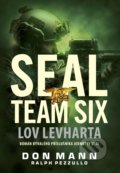SEAL team six: Lov levharta - Don Mann