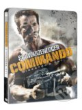 Commando Steelbook - Mark L. Lester