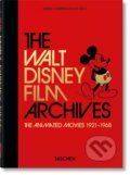 The Walt Disney Film Archives: The Animated Movies 1921-1968 - Daniel Kothenschulte