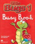 Little Bugs 1 -  Busy Book - Carol Read, Ana Soberón
