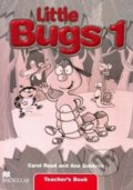 Little Bugs 1 - Teacher's Book - Carol Read, Ana Soberón
