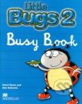 Little Bugs 2 - Busy Book - Carol Read, Ana Soberón