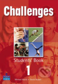 Challenges 1: Student's Book - Michael Harris, David Mower