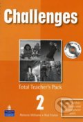 Challenges 2: Total Teacher's Pack - Melanie Williams, Rod Fricker
