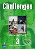 Challenges 3: Student's Book - Michael Harris