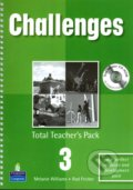 Challenges 3: Total Teacher's Pack - Melanie Williams