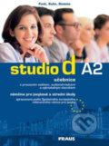 Studio d A2 - učebnica + CD -
